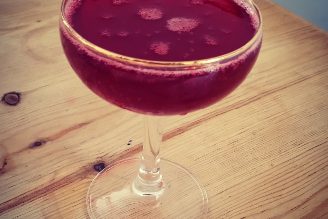 recipe for beetroot juice