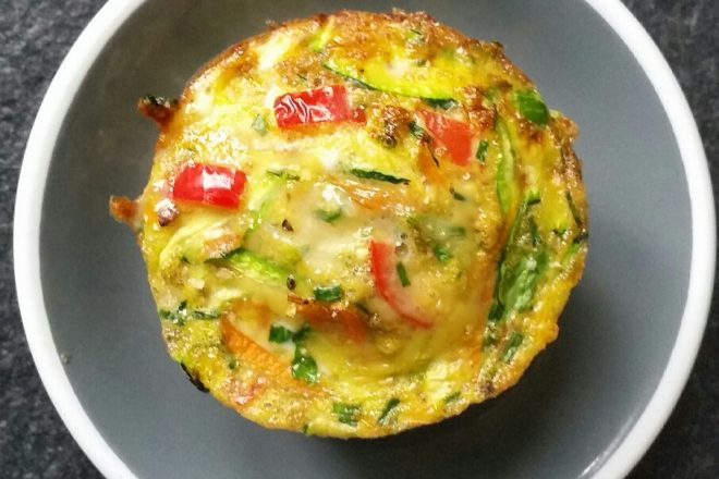 muffin frittata recipe